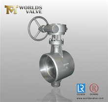 stainless steel body butterfly valves cost