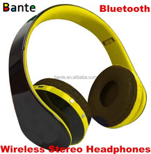 Popular In Africa Market Sport Bluetooth Headphones Mic FM For Phone