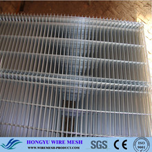 Welded Wire Railings/welded wire mesh for ISO 9001