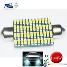 Hight lumen dome 41mm 48smd 3014 Led Festoon LED Car Dome Light Bulb,Led C5W 3014 smd led