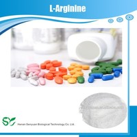 Factory supply high quality food grade l-arginine