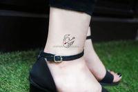 Custom TATTOOS- MONSTER 4 water transfer printing,tattoo sleeves, gold tattoo sticker