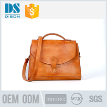 2015 Fashion China Wholesale Best Quality vintage bag women leather