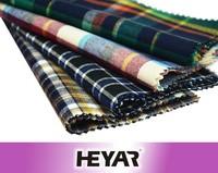 cotton plaid flannel fabric wholesale