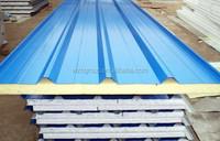 Energy-saving/Environmental pu sandwich panel/siding/decorative panel china supplier