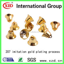 imitation gold plating process chemical products chemical plating solution