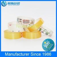 Chinese Manufacturer Water Based Acrylic Bopp Stationery Tape
