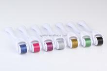 Derma titanium 540 needle fine titanium micro needle derma roller / beauty roller for skin care problems
