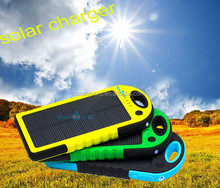 OEM New design!! Micro usb power bank mobile solar charger