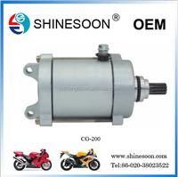 200CC CG200 Starter Motor/Motorcycle Parts/Starter Motor 12V