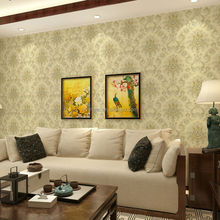 Levinger embossed nonwoven wallpaper luxury non-woven wallpaperwallpaper orient
