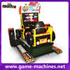 "Qingfeng game city expert 32"" LCD car racing game machine driving machine arcade video amusement game machine"
