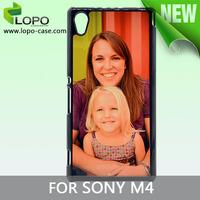 Fancy custom mobile phone case for Sony M4 Aqua