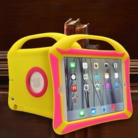 Manufacturer Wholesale 360 degree heat resistant silicone case for ipad mini