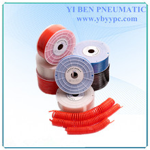 Blue and red Air pipe/ Plumbing PU tube