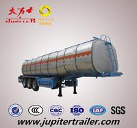 36CBM Tri Axle Asphalt/Bitumen Tanker Trailer with FUWA AXLE
