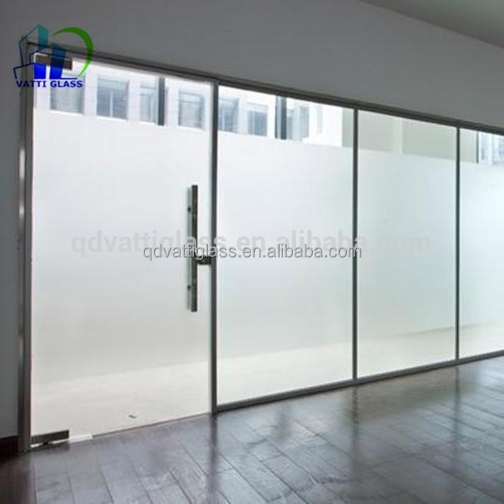 Tempered Glass Door Bathroom Glass Partitions For Shower Room Living Room Glass Partition