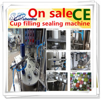 china supplier cup water filling and sealing machine india machines for sale