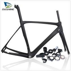 Newest 960g 888 SuperKing T800 Carbon fiber Road Bike frame 48cm,50cm,52cm,54cm,56cm Carbon Frame