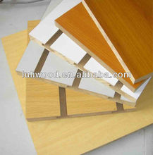 Cheap slat board from mdf manufacturer