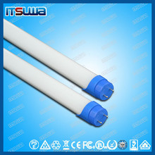 2015 new product180 degree rotatable tube led light t8 t5 for jewelry showcase