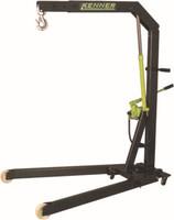2015 new model 2 ton hydraulic engine portable shop crane