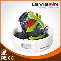 LS VISION cmos digital security camera top 10 camera brands IP66 rating dome