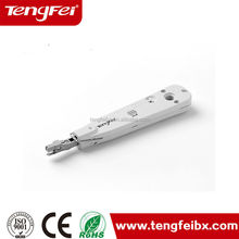 impact and rj45 punch down tool 110 type crimp and punch down tool