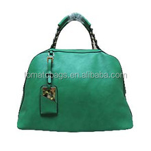 Contemporary and contracted style New design Fashion PU handbag