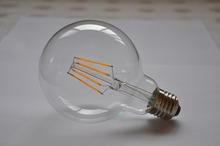 wholesale alibaba Hot new product g80 6w led bulb e26/e27/b22 2700k