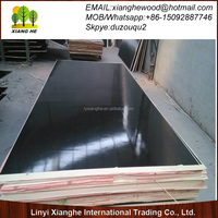TEGO plywood, 19mm film faced shuttering plywood, construction plywood sheet
