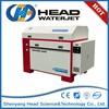 water cutting machine price 420Mpa waterjet machine pump