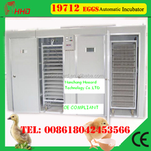 Incubator Chinese hatching machine for chicken/duck/goose/quail/turtle(19712 eggs)