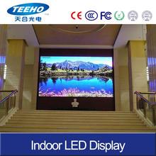 P4 Indoor Aluminum Cabinet Full Color Led Digital Signage Display