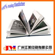 Custom hardcover book printed comic service