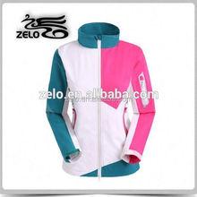 lady high quality nylon winter 100% polyester lightweight waterproof jacket