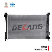 High performance radiator mannufacturer for MERCEDES BENZ C-CLASS W203 (2000-) OE 2035000303 (DL-B595A)
