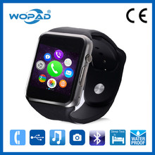 """Faceless Girl LED 1.22"""" MTK Phone Watch Waterproof Wholesale Prices"""