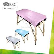 alibaba china medical fabric bedsheet