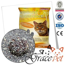 pet products cat litter factory cat sand