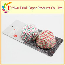 New design baking cup, custom cupcake boxes, wholesale cupcake liners