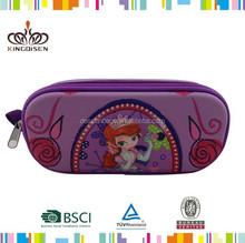 EVA pencil case for school/Eva pencil case with compartments