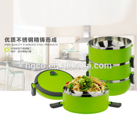 Cheap and high quality freshness preservation plastic food warmer lunch box