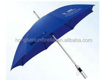 honsen zhengjiang high quality 3 folding color changeable umbrella