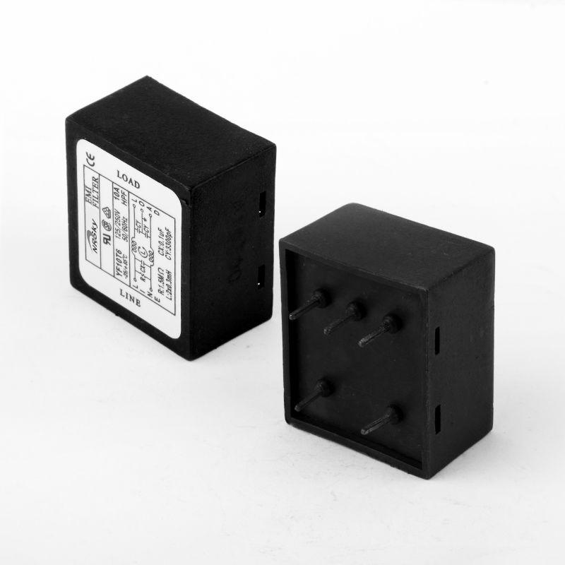 Circuito Kpop : 플라스틱 케이스 pcb 장착 단자 ac emi 필터 상품 id