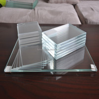 Crystal Tempered Glass Sheet for Green house/Sunroom