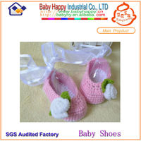 MOQ 60 slip on girl baby shoe ornament