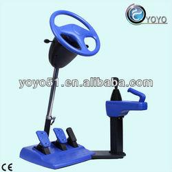 China New Design Automotive Simulator Consist of High Simulation Clutch Gear Steering Wheel