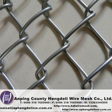Hot dipped galvanized Chain Link Fence(gold supplier)