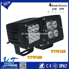 Y&T Super Bright Ground light 18W car accessories led driving light, suv 4WD front light